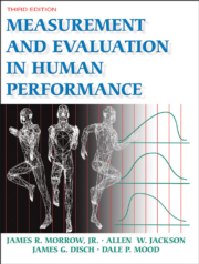 Measurement and Evaluation in Human Performance 3rd Edition eBook  w/Web Study Guide