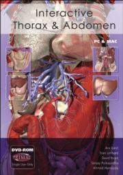 Interactive Thorax and Abdomen, 2009 Release