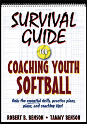 Survival Guide for Coaching Youth Softball eBook