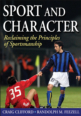 Sport and Character eBook Cover