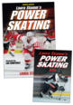 Laura Stamm's Power Skating Book-4th Edition/DVD Package Cover
