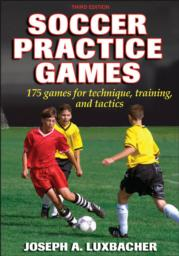 Soccer Practice Games 3rd Edition eBook