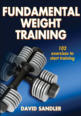 Tactics to help develop weight training programs