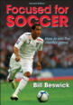 Focused for Soccer-2nd Edition Cover