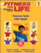 Fitness for Life: Elementary School Classroom Guide-First Grade Cover