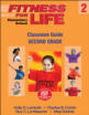 Fitness for Life: Elementary School Classroom Guide-Second Grade Cover