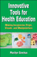 Innovative Tools for Health Education Cover