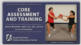 Core Assessment and Training Enhanced Online CE Course With Book Cover