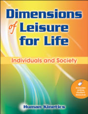Dimensions of Leisure for Life eBook