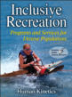 Inclusive Recreation Online Student Resource Cover