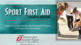 MSU Sport First Aid Online-Revised Edition Cover