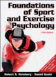 Foundations of Sport and Exercise Psychology With Web Study Guide-5th Edition Cover