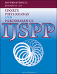 IJSPP Online and Print Subscription Cover
