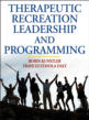 Therapeutic Recreation Leadership and Programming Cover