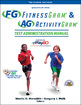 Fitnessgram & Activitygram Test Administration Manual-Updated 4th Edition Cover