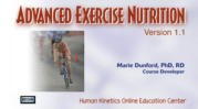 canfitpro: Advanced Exercise Nutrition, Version 1.1-NT