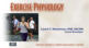 canfitpro: Exercise Physiology-T