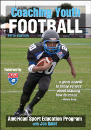 Coaching Youth Football 5th Edition eBook