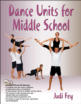 Dance Units for Middle School Cover