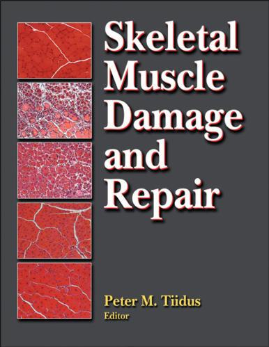 skeletal muscle damage and repair ebook - peter tiidus, Muscles