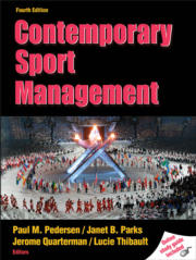 Contemporary Sport Management Presentation Package-4th Edition