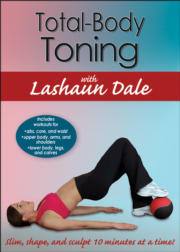 Total-Body Toning with Lashaun Dale DVD