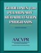 Guidelines for Pulmonary Rehabilitation Programs eBook-4th Edition Cover