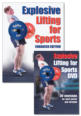 Explosive Lifting for Sports Book/DVD Package-The Enhanced Edition Cover