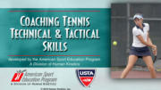MSU Coaching Tennis Technical and Tactical Skills Online