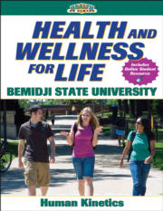 Health and Wellness for Life eBook With Online Study Guide: Bemidji State University