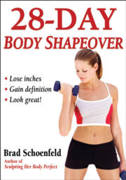 28-Day Body Shapeover eBook