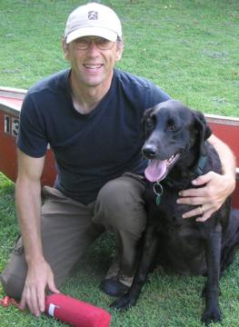 Scott Wikgren and Maggie
