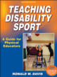 Teaching Disability Sport-2nd Edition Cover