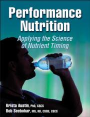 Performance Nutrition eBook