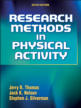 Research Methods in Physical Activity Presentation Package plus Image Bank-6th Edition Cover