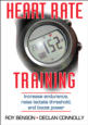 Monitor heart rate to avoid overtraining and staleness
