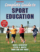 What does the evidence say about sport education?