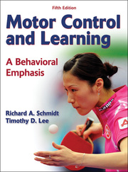 Motor Control and Learning Image Bank-5th Edition