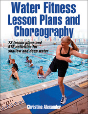 Water Fitness Lesson Plans and Choreography eBook