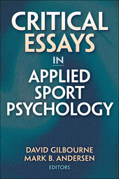 critical essays in applied sport psychology  critical essays in applied sport psychology