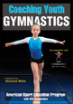 Coaching Youth Gymnastics Cover