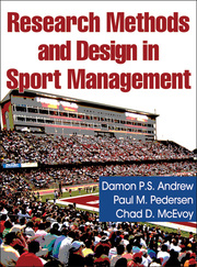 Research Methods and Design in Sport Management eBook