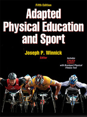 Adapted Physical Education and Sport Presentation Package-5th Edition