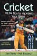 Cricket: 99.94 Tips to Improve Your Game eBook Cover