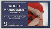 Weight Management Course, Version 2.0-NT