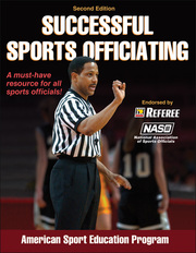 Successful Sports Officiating 2nd Edition eBook