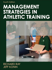 Management Strategies in Athletic Training 4th Edition eBook