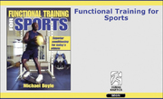 Functional Training for Sports Enhanced Online CE Course With Book