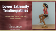 Lower Extremity Tendinopathies Enhanced Online CE Course