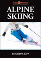 An explanation of alpine skiing